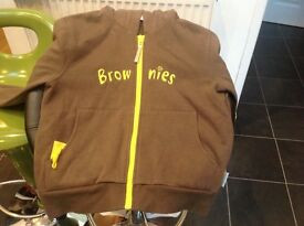 Brownie uniform hoodie