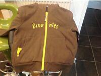 Brownie uniform hoodie