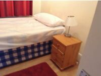 Room offered for female in clean friendly family home
