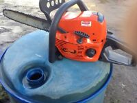 Castor CP370 chainsaw