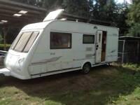 2005 Elddis Odyssey 4 Berth Caravan