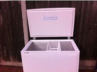 NORFROST CHEST FREEZER IN GOOD WORKING CONDITION.