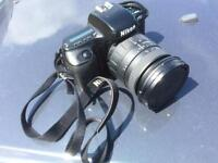 Nikon F50 & Praktika LTL 35mm
