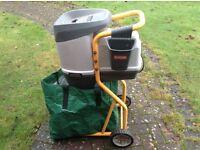 RYOBI garden shredder good condition