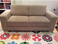 GONE PENDING COLLECTION 2 seater John Lewis beige sofa