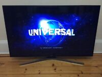 """50"""" SAMSUNG SMART 4K ULTRA HD LED TV BUILT FREEVIEW AND WI-FI LIKE NEW CONDITION !!"""