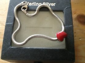 Silver jewellery earrings necklaces etc