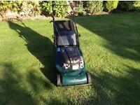 Hayter harrier lawnmower 48 pro