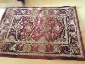 Lovely quality rug