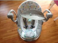 Top of the range Baby rocking chair