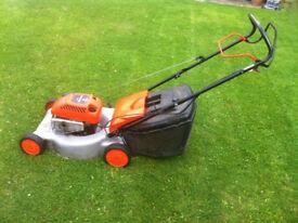 FLYMOW quicksilver petrol mower
