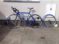 Ribble 11 speed aluminium road bike with extras