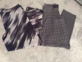Next harem trousers size 18
