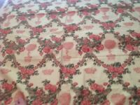 Super cotton material 2 yards