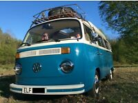 VW T2 1979 Campervan