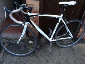 Raleigh 100 racing bike for sale