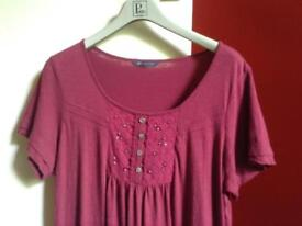 Marks and Spencer Tunic Top