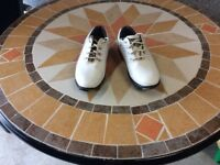 Junior Footjoy Golf Shoes Size 2 great condition