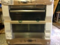 New Bosch Single Electric Oven Brushed Steel