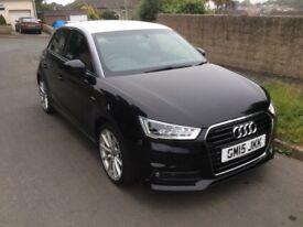 Audi A1 5dr 1.6 TDI S-line