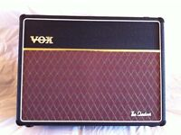 VOX AC30 TOP BOOST MADE IN ENGLAND AMPLIFIER.