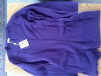 Eastex ladies size 14 cardigan