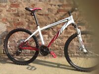 Specialized myka ladies hardtail mountain bike in good order