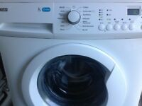 ZANUSSI 7KG WASHING MACHINE FAST 1400 SPIN