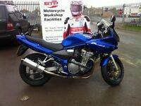 2001 model Suzuki Bandit SK1 600 Good Condition with long MOT no advisories.With engine guards