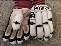 CA cricket gloves