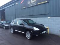 2006 PORSCHE CAYENNE S 4.5 V8 4X4 STUNNING VEHICLE FULL SERVICE FINANCE AVAILABLE