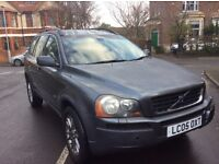 Volvo XC90 2.4 D5 4wd GT automatic 2005 leather 7 seats alloys