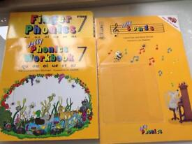 Jolly Phonics set 1-7 . Good condition. Collect Slough or Bagshot.