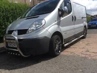 MODIFIED RENAULT TRAFIC PHASE 3 MAY PX