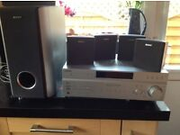 Sony 5.1 cinema surround sound system