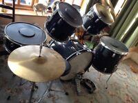 Drum Set 7 piece