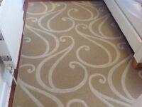 Large Carpet Rug 160cm x 230cm Used