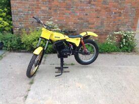 Swm TL320 trials bike rare twin shock 1980