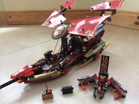 LEGO Ninjago final flight of destinys bounty