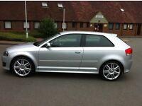 Audi S3 2.0 TFSI Quattro 3dr (265bhp)***URGENT***48KMiles***£10150