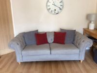 Next chesterfield sofa