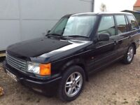 Range rover 4.6 HSE automatic LPG conversion and full service history