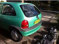Corsa 1.2 - spares or repair