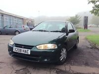 Mitsubishi Colt 1.6 GLX Automatic full year mot cheap reliable auto runabout