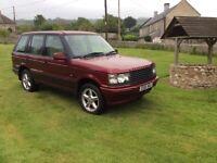 Land Rover, RANGE ROVER, Estate, 2001, 2.5 Diesel