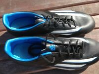 Adidas F30 boots