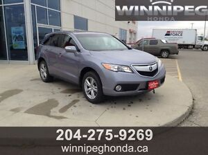2014 Acura RDX Tech. Local lease return, One owner, Low kilomet