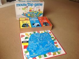 Retro mousetrap game