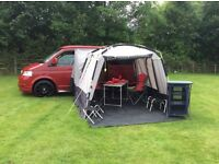 VW CAMPERVAN HIRE CADNAM