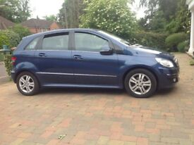 Mercedes B150 2008 Automatic, Petrol, Good Condition